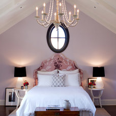 Transitional Bedroom by Jackson Paige Interiors, Inc.