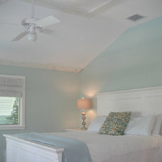 Beach Style Bedroom by Island Time Renovation & Design