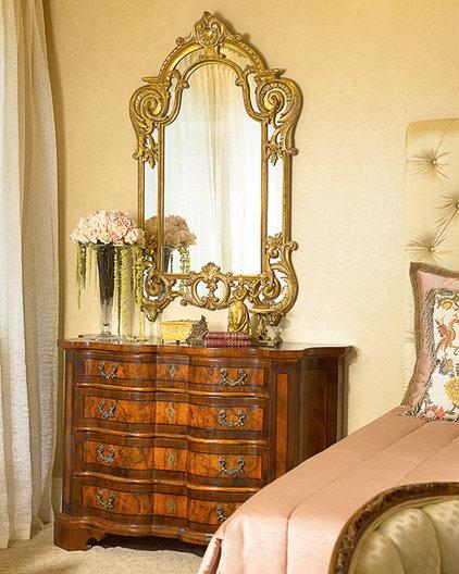 Traditional Bedroom by Equilibrium Interior Design Inc / Interiors