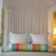 Tropical Bedroom by C.Bell