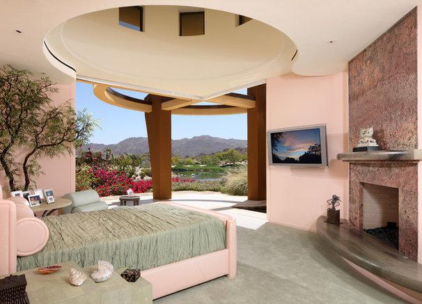 Southwestern Bedroom by Deep River Partners