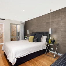 Contemporary Bedroom by Design4space