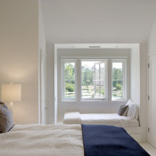 Contemporary Bedroom by HIGHSMITH CONSTRUCTION INC