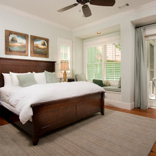Traditional Bedroom by Resort Custom Homes