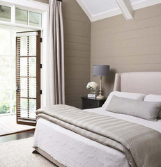 traditional bedroom by Linda McDougald Design | Postcard from Paris Home