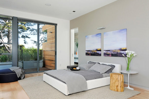 Contemporary Bedroom by Maydan Architects, Inc.