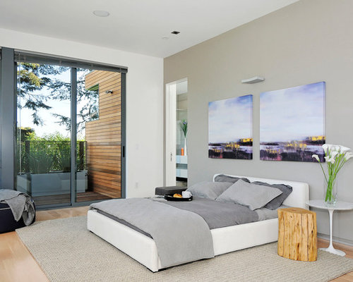 grey bedding ideas pictures remodel and decor 16619 | 6d61efb400f22219 3684 w500 h400 b0 p0 contemporary bedroom