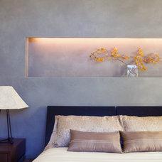 Contemporary Bedroom by Surrina Plemons Interiors