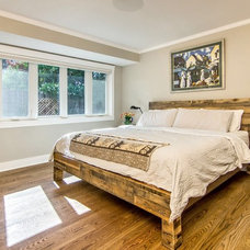 Transitional Bedroom by Bay Area Designs - Jennifer Lee