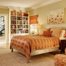 Transitional Bedroom by Melanie Coddington
