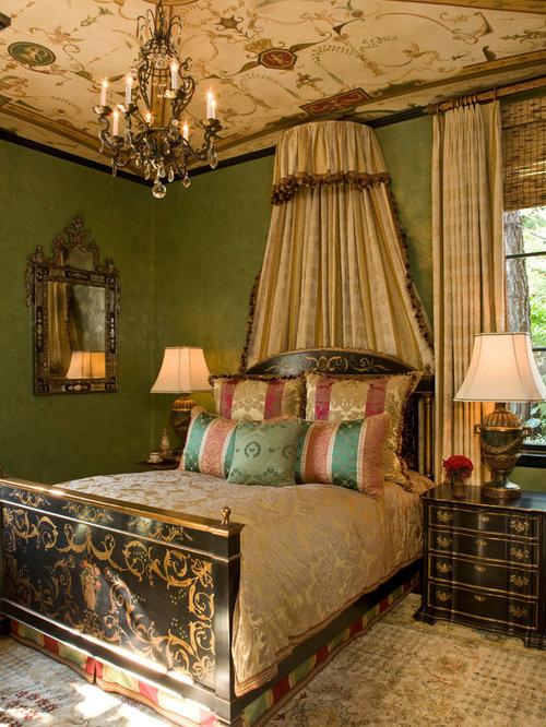 Victorian Bedroom Design Ideas, Remodels & Photos | Houzz