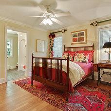 Traditional Bedroom by Pamela Foster & Associates, Inc.