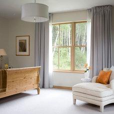 Contemporary Bedroom by Studio Frank