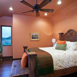 Southwest bedroom photo in Austin