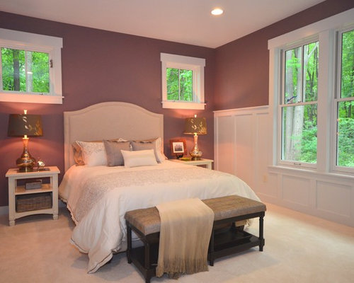 Arts and crafts bedroom fireplace decorating for Arts and crafts bedroom ideas