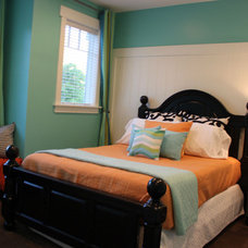 Traditional Bedroom by E Builders Homes