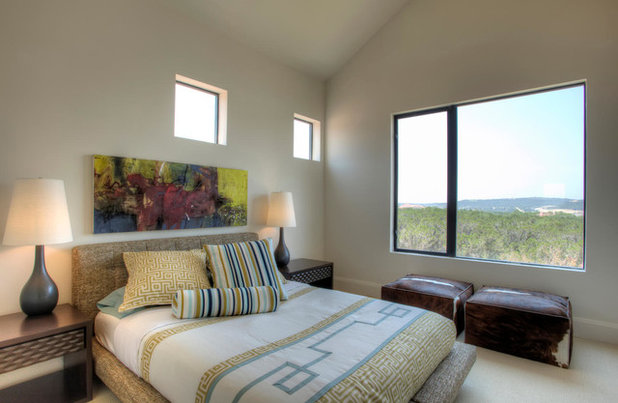 Contemporary Bedroom by Progressive Solutions / Renaissance Bronze Windows