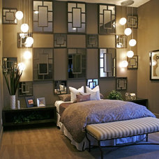 Modern Bedroom by InsideStyle Home and Design