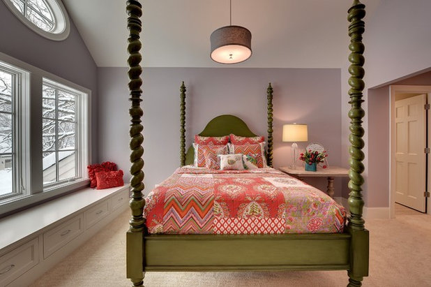 Contemporary Bedroom by Great Neighborhood Homes