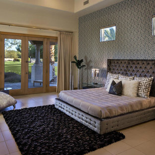 Paradise Valley - Client With Modern Taste in a Tuscan Home