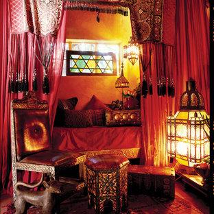 Inspiration pour une chambre méditerranéenne.