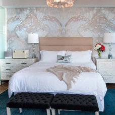 Contemporary Bedroom by Kakar House Of Design