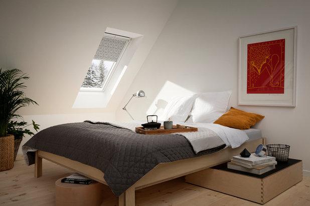 Modern Bedroom by VELUX