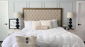 Parisian Master Bedroom
