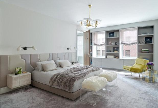 Современный Спальня by Adrian Wilson interior photography, NY