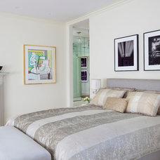 Contemporary Bedroom by K Hartmann Design