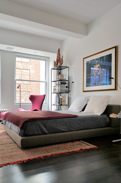 Eclectic Bedroom by West Chin Architects & Interior Designers