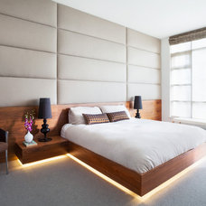 Contemporary Bedroom by Terris Lightfoot Contracting Ltd.