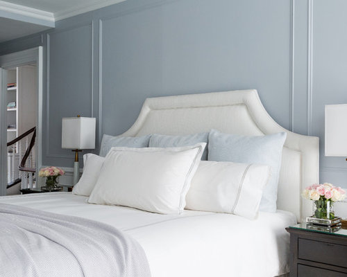 wall panel molding ideas, pictures, remodel and decor, Bedroom decor