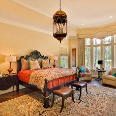 Bedroom by Frankel Building Group
