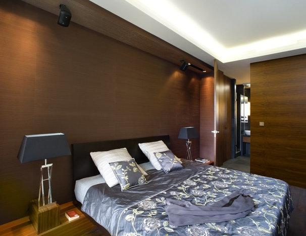 Contemporary Bedroom by EXIT Interior Design Studio