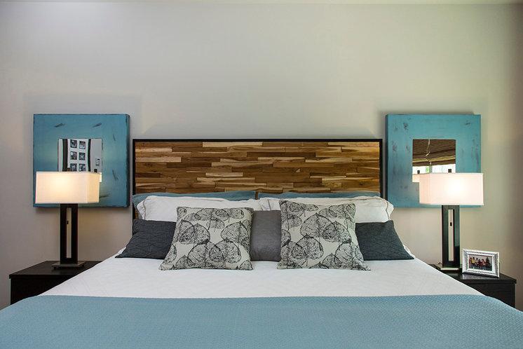 Современный Спальня by CIRCLE Design Studio
