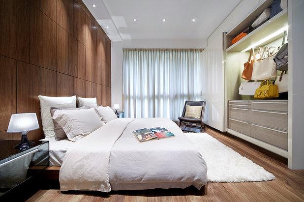 Contemporary Bedroom by Renaissance Planners & Designers Pte Ltd