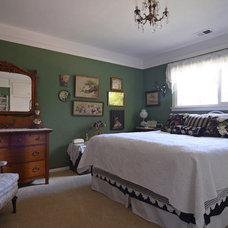 Farmhouse Bedroom by Sarah Greenman