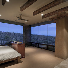 Southwestern Bedroom by Tate Studio Architects