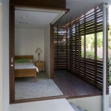 Contemporary Bedroom by bureau^proberts