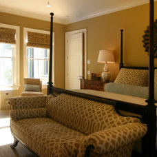 Traditional Bedroom by Allen Patterson Residential