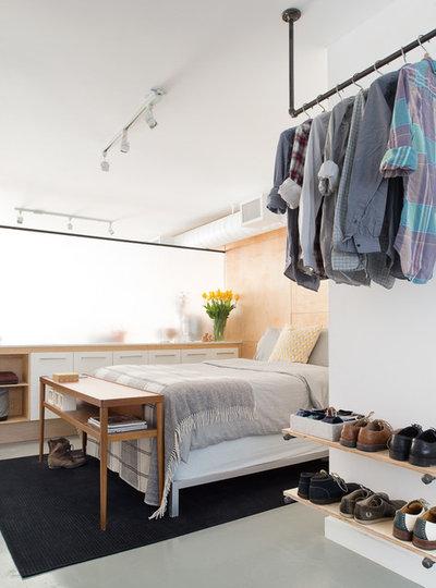コンテンポラリー 寝室 by Pause Designs