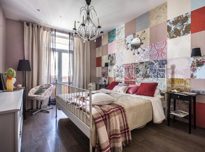 Фьюжн Спальня by Яшина Мария | Different Rooms