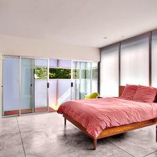 Modern Bedroom by Chris Pardo Design - Elemental Architecture