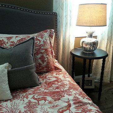 Peaceful & Elegant Guest Room