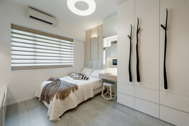 Contemporary Bedroom by Ample DESIGN