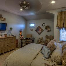 Mediterranean Bedroom by Anderson Fine Homes