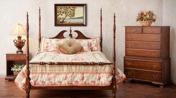 pediment bed