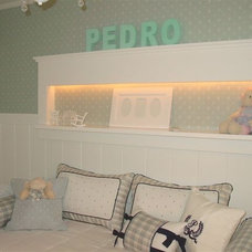 Traditional Bedroom by Karla Marques