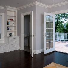 Contemporary Bedroom by Fivecat Studio | Architecture